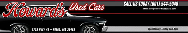 Howards Used Cars